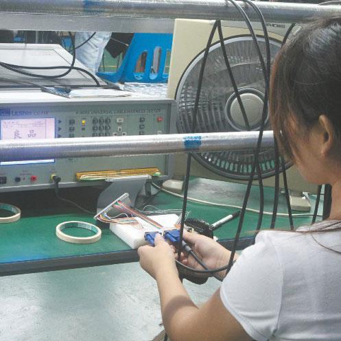 VGA Cable Testing