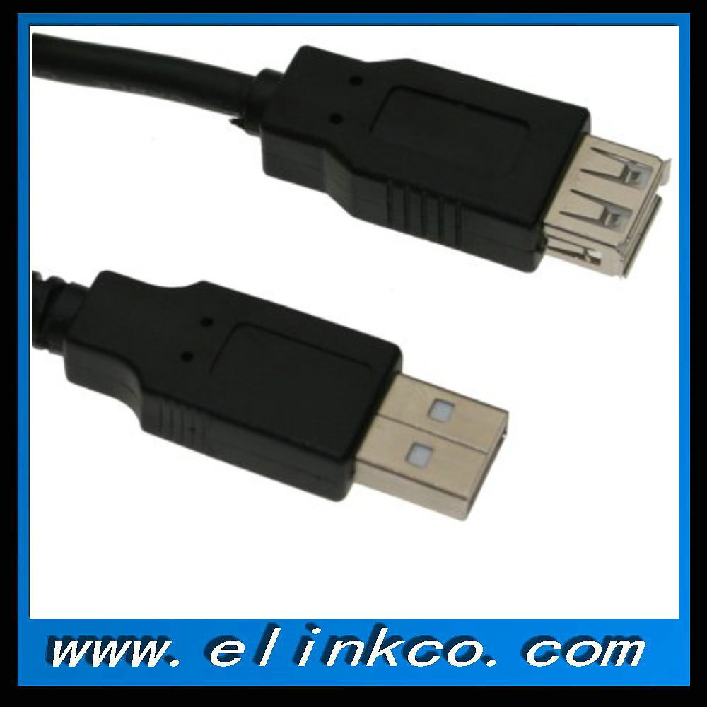 USB Extension Cable USB A male to Female