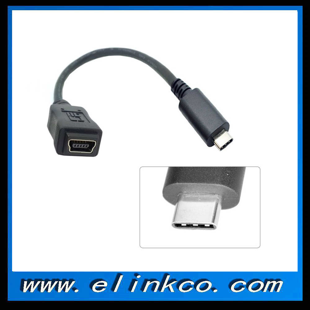 The Newest Type C to Mini 5pin Cable