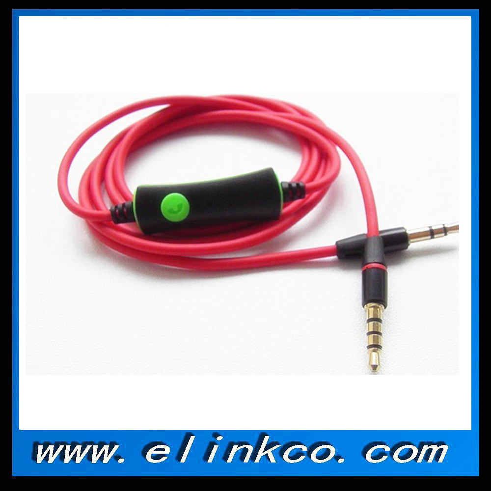 3.5mm audio cable for mobile phone